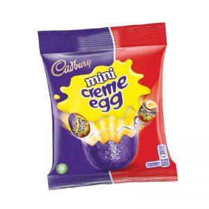 קדבורי מיני ביצים בטעם חלב וקרמל Cadbury