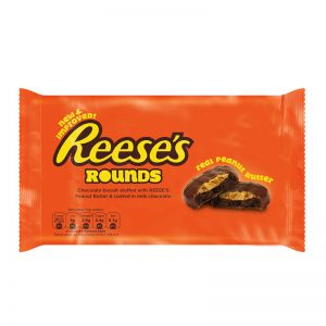 עוגיות ריזס בטעם שוקולד וחמאת בוטנים Reese's