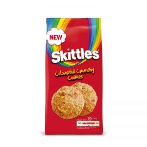 עוגיות סקיטלס Skittles Cookies