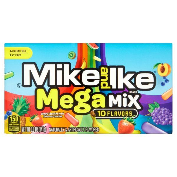סוכריות מייק אנד אייק מגה מיקס
