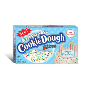 מארז בייטס בטעם עוגת יום הולדת Cookie Dough