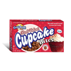 מארז בייטס בצק עוגיות רד ולווט Cookie Dough