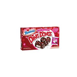 קאפקייקס ולנטיין שוקולד Hostess Valentine