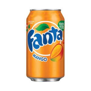 """פחית פאנטה מנגו 330 מ""""ל"""