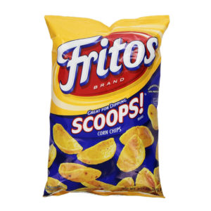 חטיף תירס פריטוס סקופס Fritos