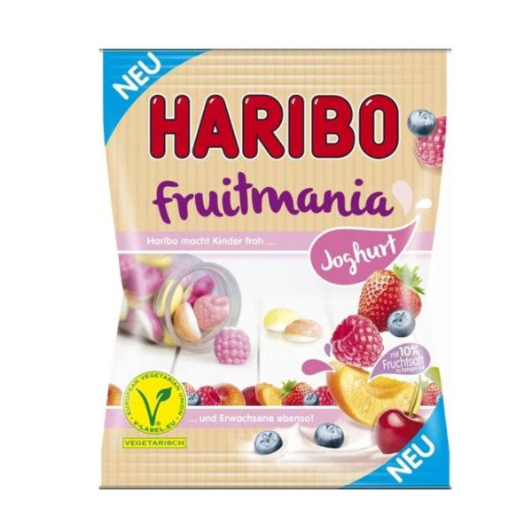 גומי בטעמי פירות ויוגורט HARIBO
