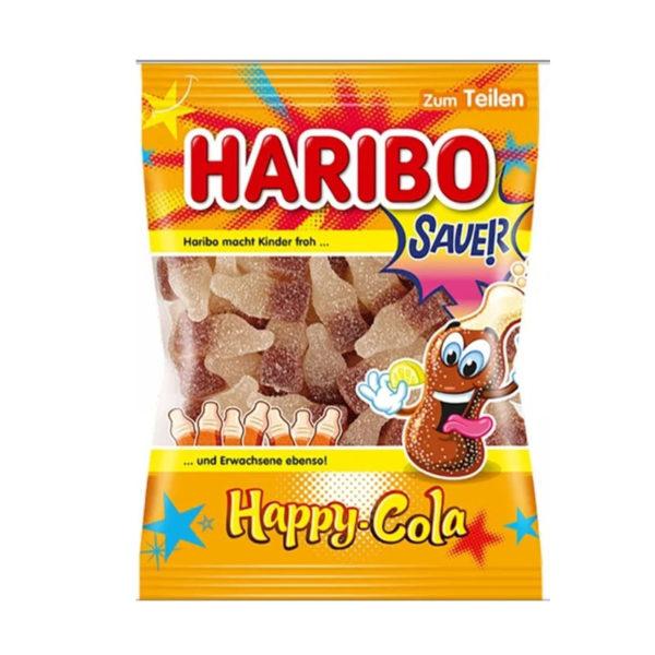 גומי חמוץ מתוק בטעם קולה HARIBO