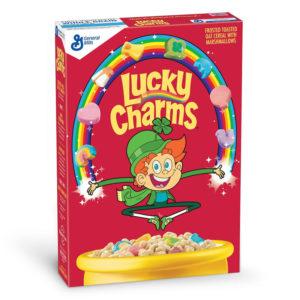 דגני בוקר בתוספת מרשמלו Lucky Charms