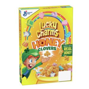 דגני בוקר דבש עם מרשמלו Lucky Charms
