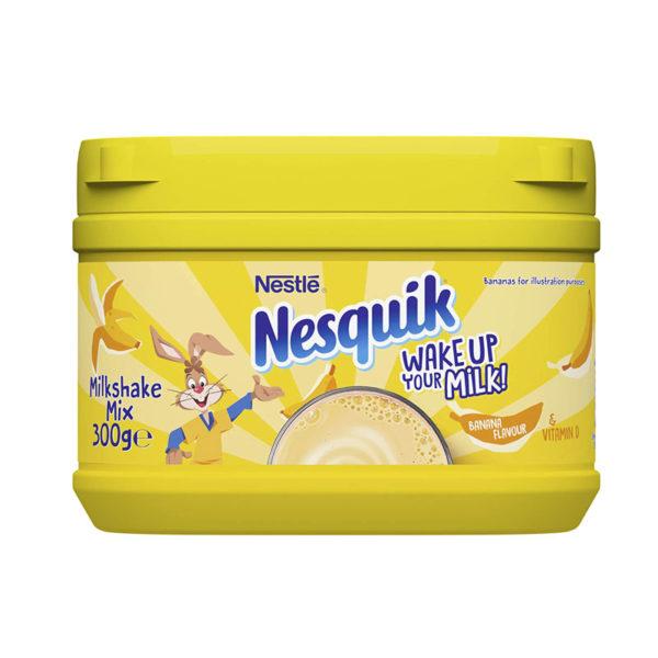 אבקה להכנת שוקו נסקוויק בטעם בננה Nesquik