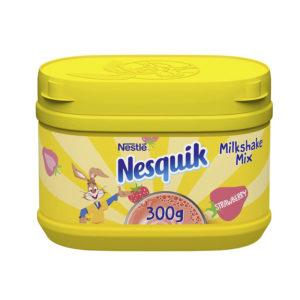 אבקה להכנת שוקו נסקוויק בטעם תות Nesquik