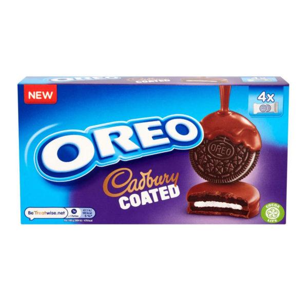 עוגיות אוראו מצופות שוקולד OREO Cadbury