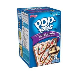פופטארטס פאדג' גלידת סאנדיי PopTarts