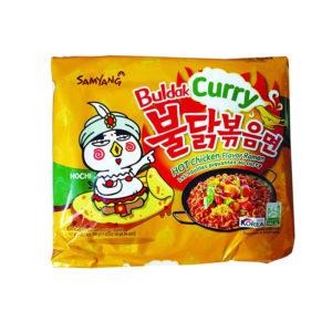 אטריות ראמן קוריאני בטעם קארי