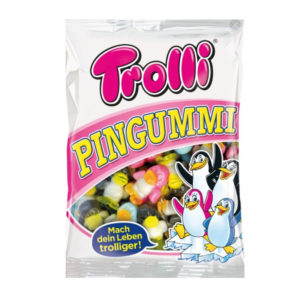 גומי פינגווינים בטעמי פירות Trolli