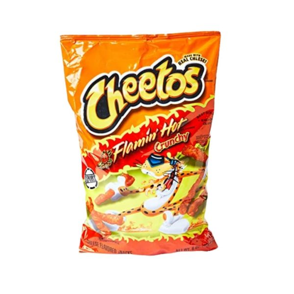 צ'יטוס חריף אש קראנצ'י Cheetos Flamin Hot