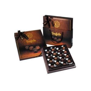 מארז יוקרתי טראפלים שוקולד בלגי משובח במגוון טעמים