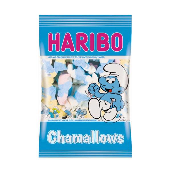 גומי מרשמלו דרדסים HARIBO Smurfs