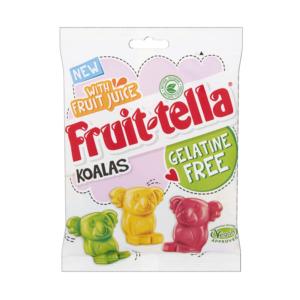 גומי בצורת דובונים Fruit-Tella