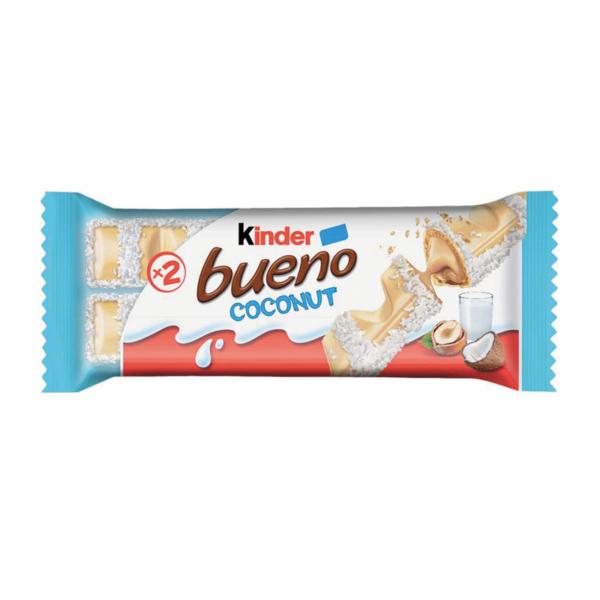קינדר בואנו שוקולד לבן קוקוס Kinder