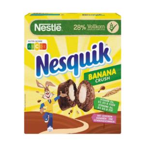 דגני בוקר בטעם בננה קראנצ' Nesquik