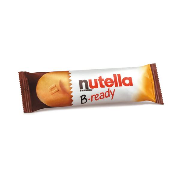 חטיך שוקולד נוטלה Be-ready